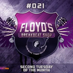 Floyd the Barber - Breakbeat Shop #021 (09.05.17) [no voice]