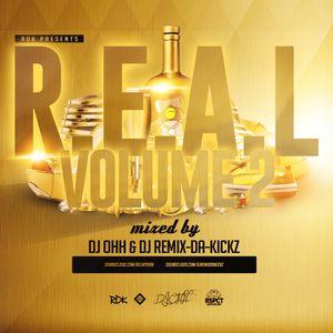 DJ Remix Da Kickz & DJ Ohh - R E A L Vol. 2 Mixtape 2016