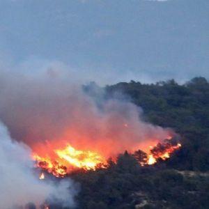 Última hora sobre l'incendi de la Ribera d'Ebre. Entrevista amb Francesc Barbero, batlle de Flix.
