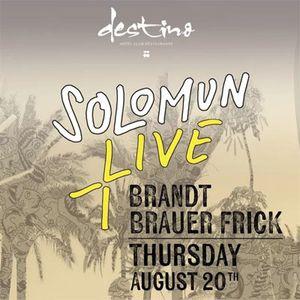 Solomun @ Destino Ibiza   20-08-2015