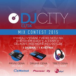 """""""DJcity CZ/SK - Mix Contest 2015"""" by DJ Chocolatic (1210 Symphony)"""