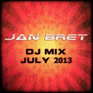 DJ Mix July 2013