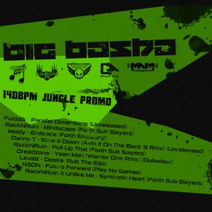 Big Basha - 140BPM Jungle Promo Mix