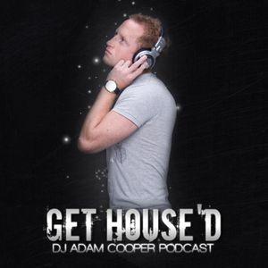 Adam Cooper's Get House'd Radio Show 12 Jan 2013 Podcast Edition