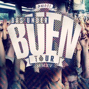 BAS UNDER BUEN x LDOD 2015 - DJ NICO DEFROST