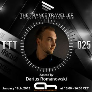Darius Romanowski pres. The Trance Traveller RadioShow 025 on Ah.Fm