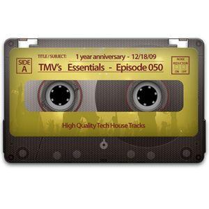 TMV's Essentials - Ep. 050 (2009-12-14)