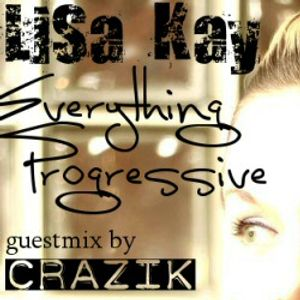 Crazik - Everything Progressive 006 - Guest Mix on ETN.fm - May 2008