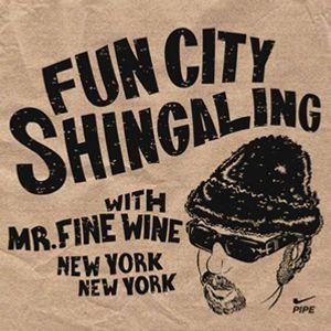 "Mr.Finewine @ ""Fun City Shingaling"" One-Year Anniversary, 2010"