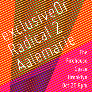 aalemarie angewandtes DJing - Firehouse Space Brooklyn Set 20/10/2013