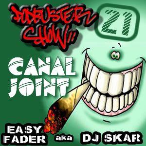 DJ SKAR podbuster show 21 - canal joint