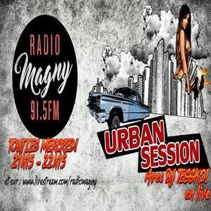 Urban Session - Episode 50