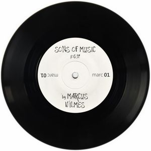 SONS OF MUSIC #039 by MARCUS WILMES