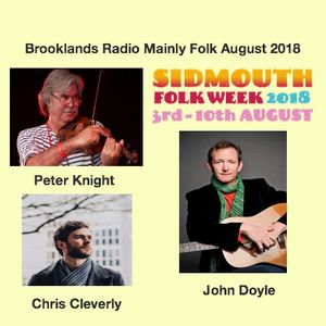 Brooklands Radio Mainly Folk August 2018
