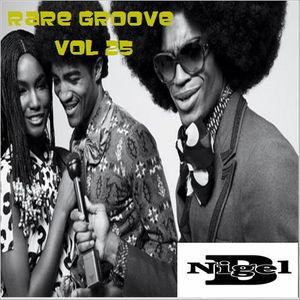 NIGEL B (RARE GROOVE 25)