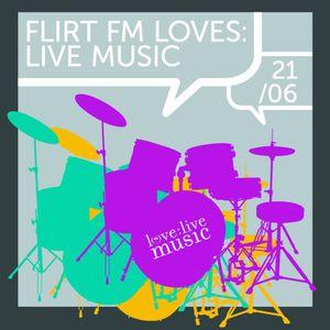 Flirt Loves: Live Music // Mark James