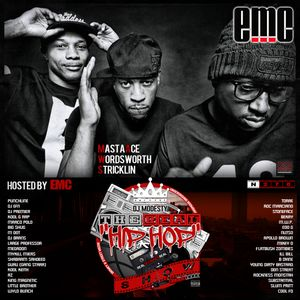 DJ MODESTY - THE REAL HIP HOP SHOW N°276 (Hosted by EMC - MASTA ACE, WORDSWORTH & STRICKLIN)