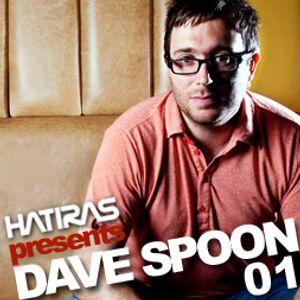 Dave Spoon - Hatiras Mix Dec 2009
