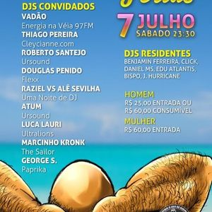 Vacation @Ursound july 2012