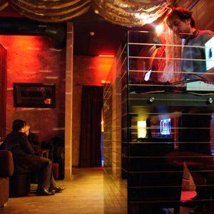 pasha sigmatic - preparty @ cafe Moskva 17.08.12