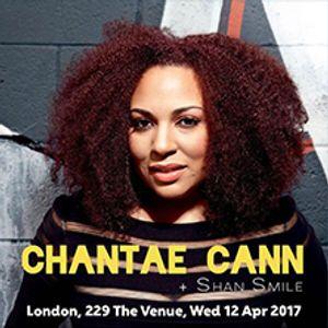 CHANTAE CANN-SLY INTERVIEW 26-MAR-17