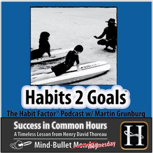 S02-Mind Bullet: Success in Common Hours