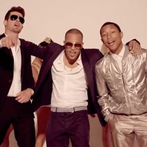 Robin Thicke - Blurred Lines feat Marvin Gaye Mashup DJJW remix