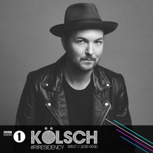Kölsch - BBC Radio 1 Residency 2017.05.11.