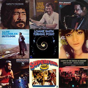 Jazz-Funk Mix #2: Blues Dues