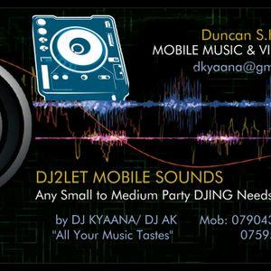 17th Dec 2016 _ Newcastle X-Mas Party Session 1_DJ KYAANA