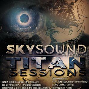 TITAN Sessions Podcast - Episode 037 [22-04-2017] @ Tempo-Radio
