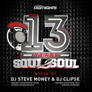 Soul2Soul Mixtape 2015 by DJ Steve Money & DJ Clipse