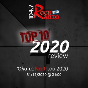 Rock Radio 104.7 - 2020 Review (Top 10 No.1s)