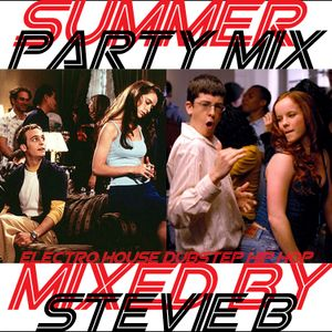 Stevie B Summer Party Mix