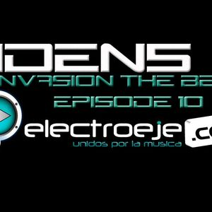 IDEN5-INVASION THE BEAT EPISODE 10 IN ELECTROEJR RADIO AND SK GLOBE RADIO 2H 10-11-2012