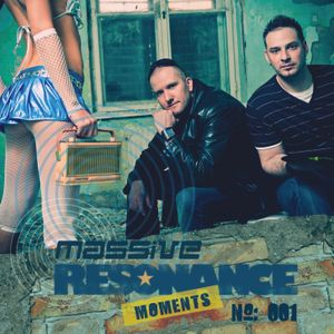 Resonance Moments vol. 001 - Mixed by Barel