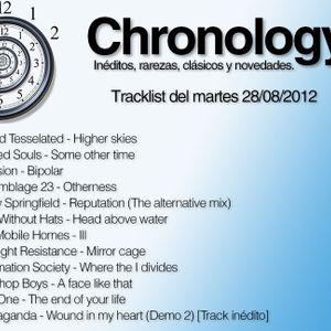 Chronology 28ago2012