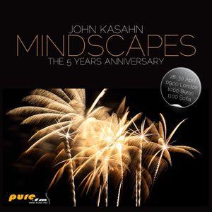 John Kasahn @ Mindscapes 5 Years Anniversary on Pure.FM