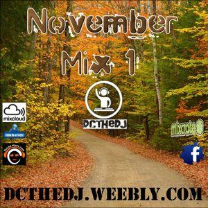 November Mix 1 - Party / Club Mix