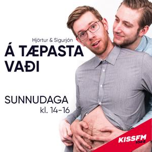 Á Tæpasta Vaði - 28.04.19