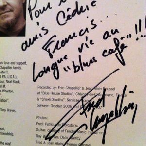LE BLUES CAFE - JUIN 2012