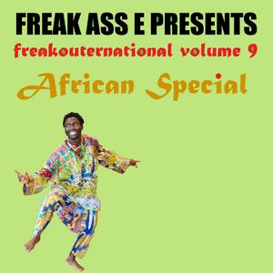 FreakOuternational Vol. 9 - African Special