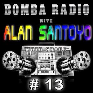 TOP 40 2017 Trap Music , Jersey Club , EDM DUBSTEP HARD HOUSE ALAN SANTOYO - BOMBA RADIO  #13