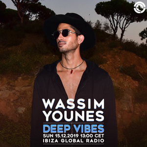 Deep Vibes - Guest WASSIM YOUNES - 15.12.2019