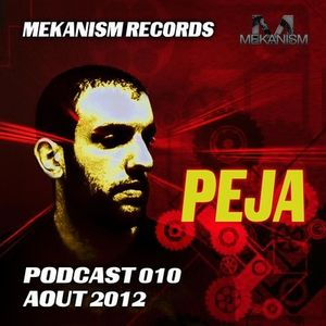 MEKANISM RECORDS PODCAST # 10 BY PEJA (Blindspot / Mekanism)