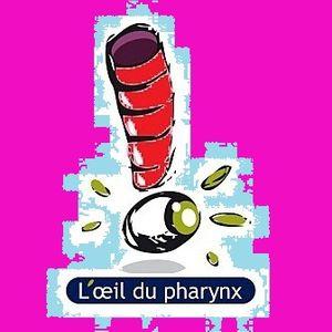 """""""L'Oeil du Pharynx #13"""" par Nicolas Caudeville"""