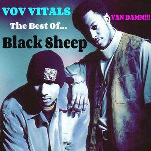 villain of vinyl vitals black sheep van damn by dj. Black Bedroom Furniture Sets. Home Design Ideas