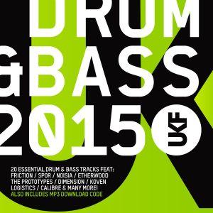 UKF DRUM & BASE #3(2015 REMIX)/RCTAP REMIX