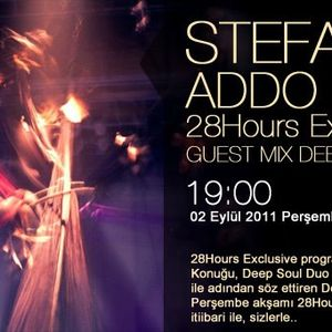 Deep Soul Duo Guest Mix - 28 Hours With Stefan Addo on 28BlackFm