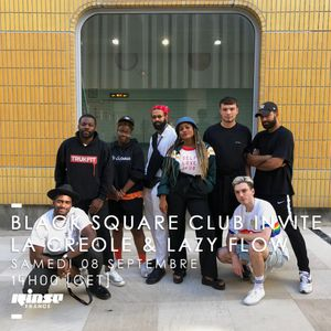 Exclusive Mix for Black Square Club on Rinse France (Moombathton/Dembow/BaileFunk/AfroTrap/Vogue)